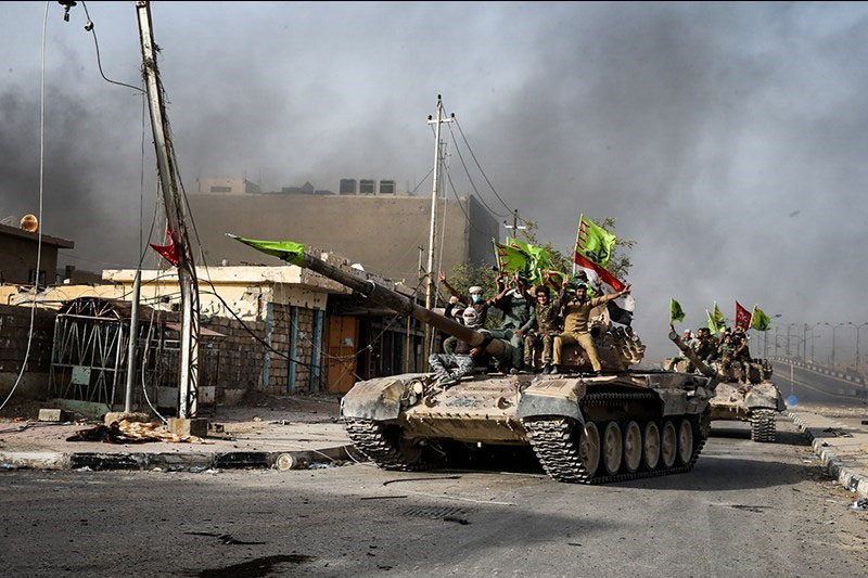 Iraqi army starts assault on Mosul