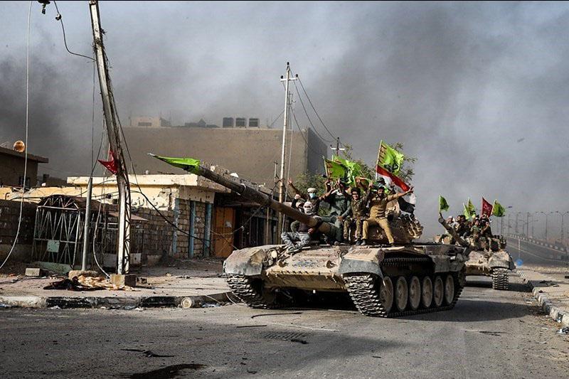Iraqi army starts assault on Mosul
