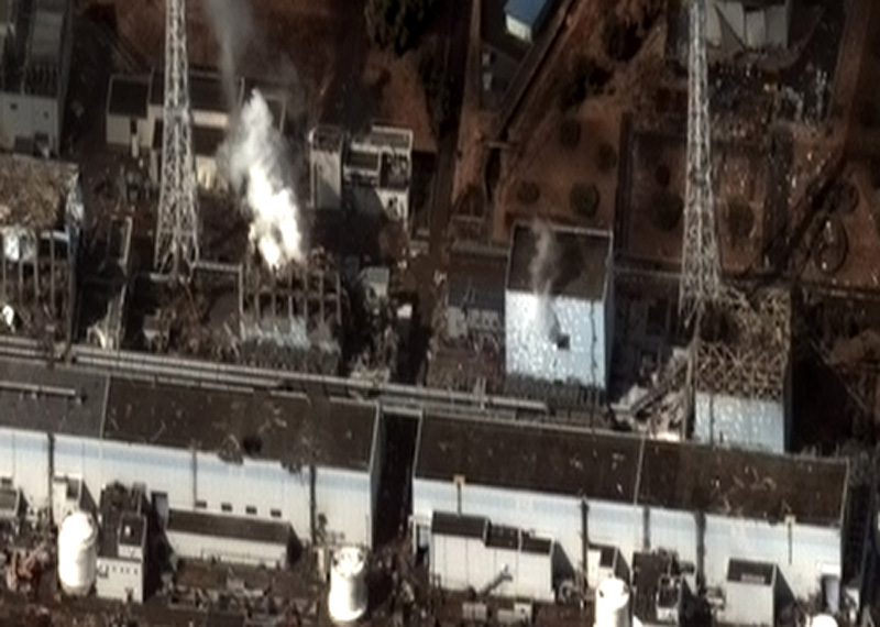 Extreme Radiation Levels From Japan's Fukushima Reactor
