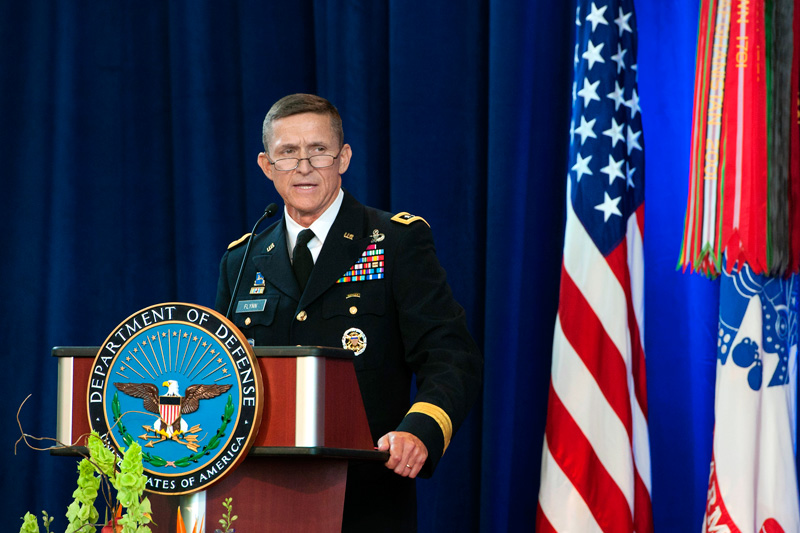 Trump's National Security Adviser Resigns