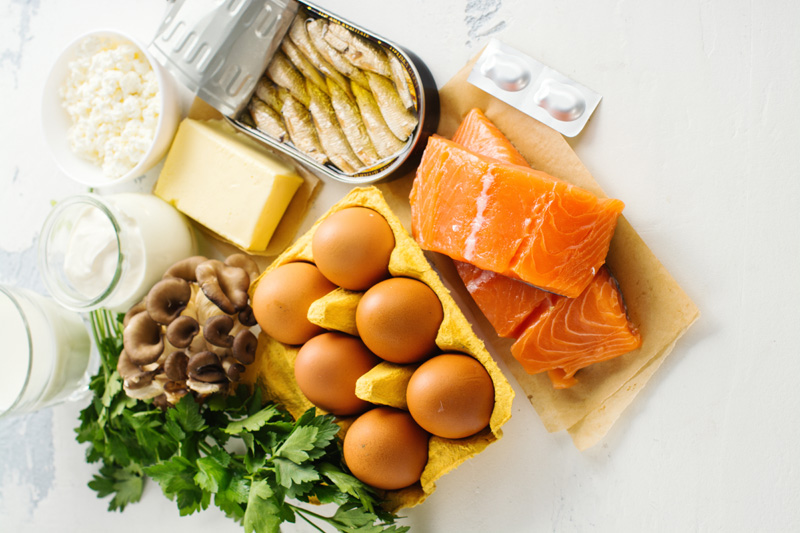 Vitamin D Should Be Added to Foods to Stop Colds or Flu, Says a Recent Study