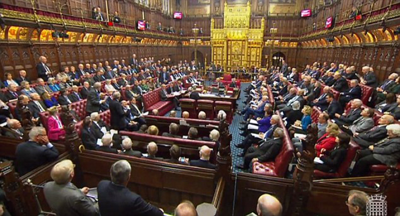 Theresa May to trigger Article 50 despite Lords defeat