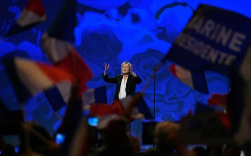 Marine Le Pen loses immunity from prosecution