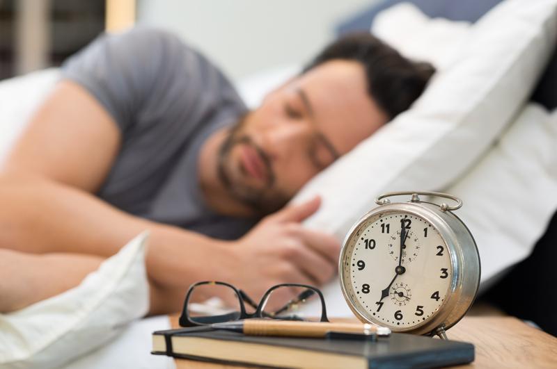 Cuánto Sueño Necesito?