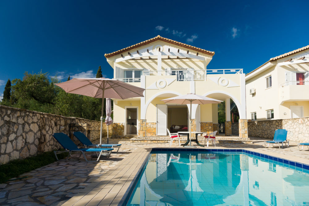 Villa Rentals Back on the Rise Among Tourists