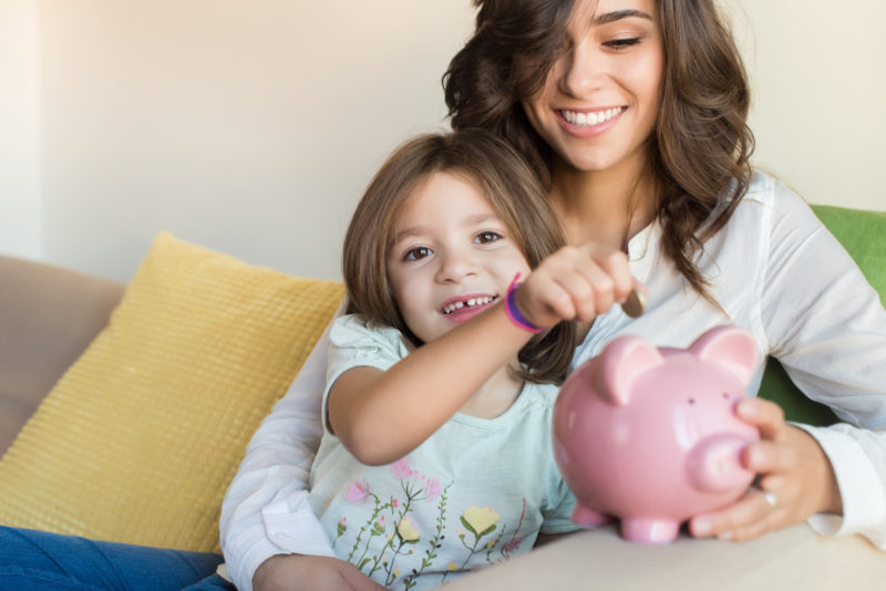 How adding to your brood will impact your finances