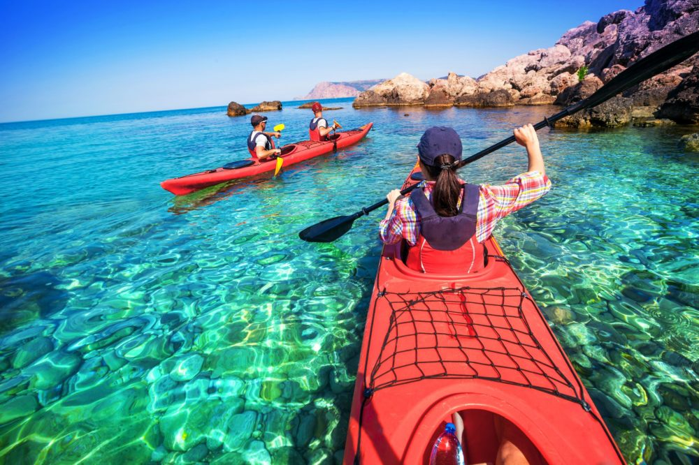Top Kayaking Health Benefits