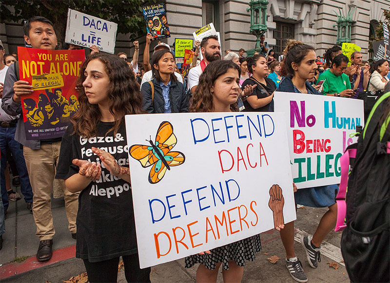 What the DACA scandal tells us about the importance of citizenship