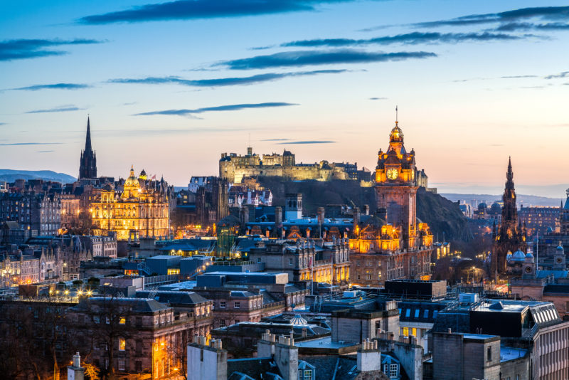 Top Reasons Why You Should Choose Edinburgh To Study In 2019