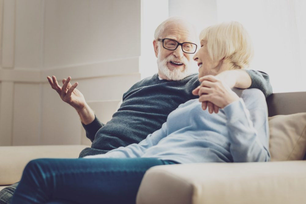 Why It Is Now Easier Than Ever to Grow Old At Home