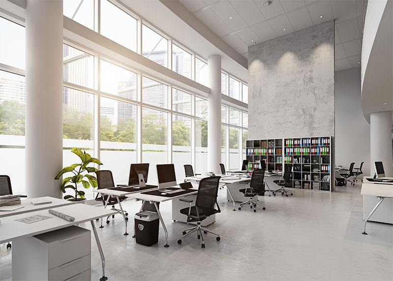Office Cleanliness: 4 Ways it Can Help Skyrocket Employee Productivity