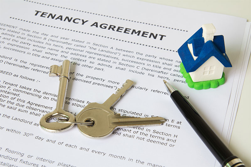 Tenancy agreement and rights: things to check before renting