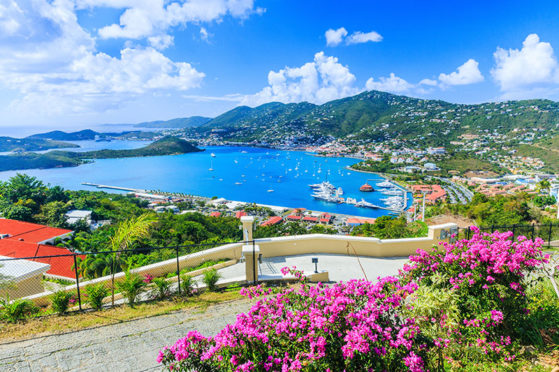 4 Reasons to Go Sailing in the British Virgin Islands