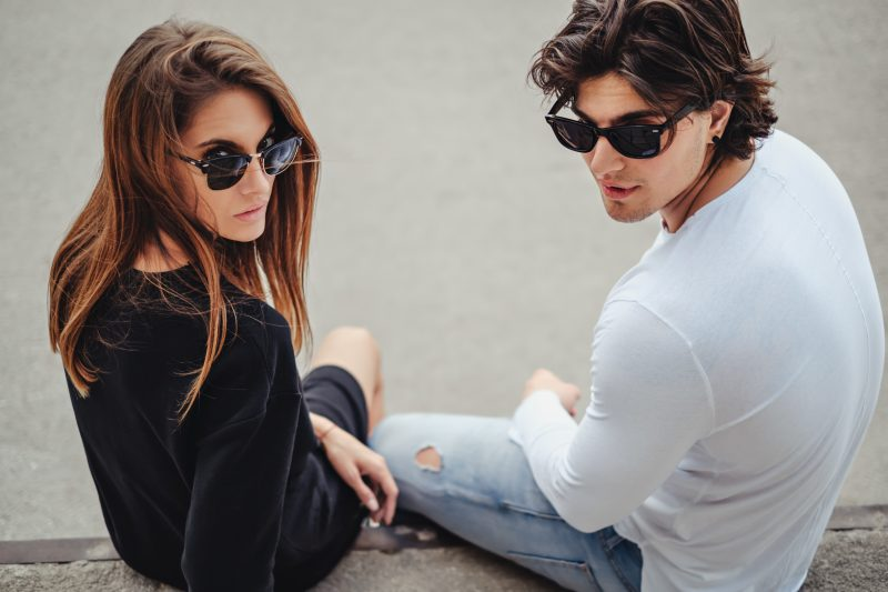 The Rules for Wearing Sunglasses