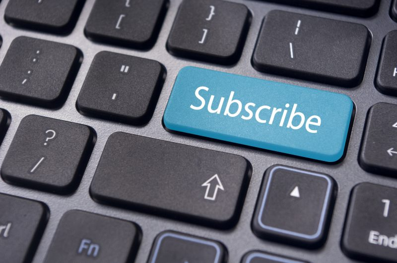 Subscription fatigue: How do we decide which subscriptions we really need?