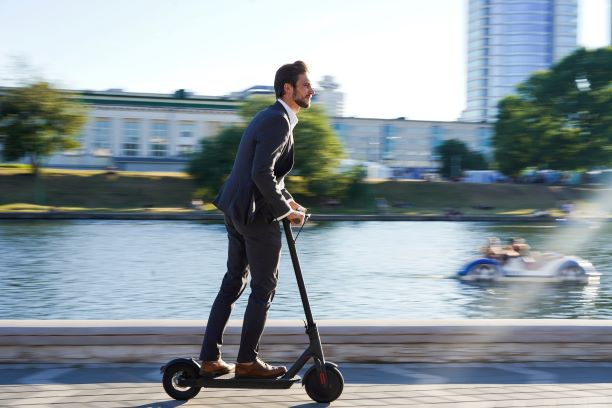 How Electric Scooters Could Answer Our Commuting Problems