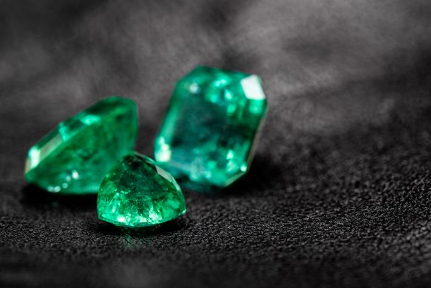 Rise in popularity of coloured gemstones sees emerald production surge