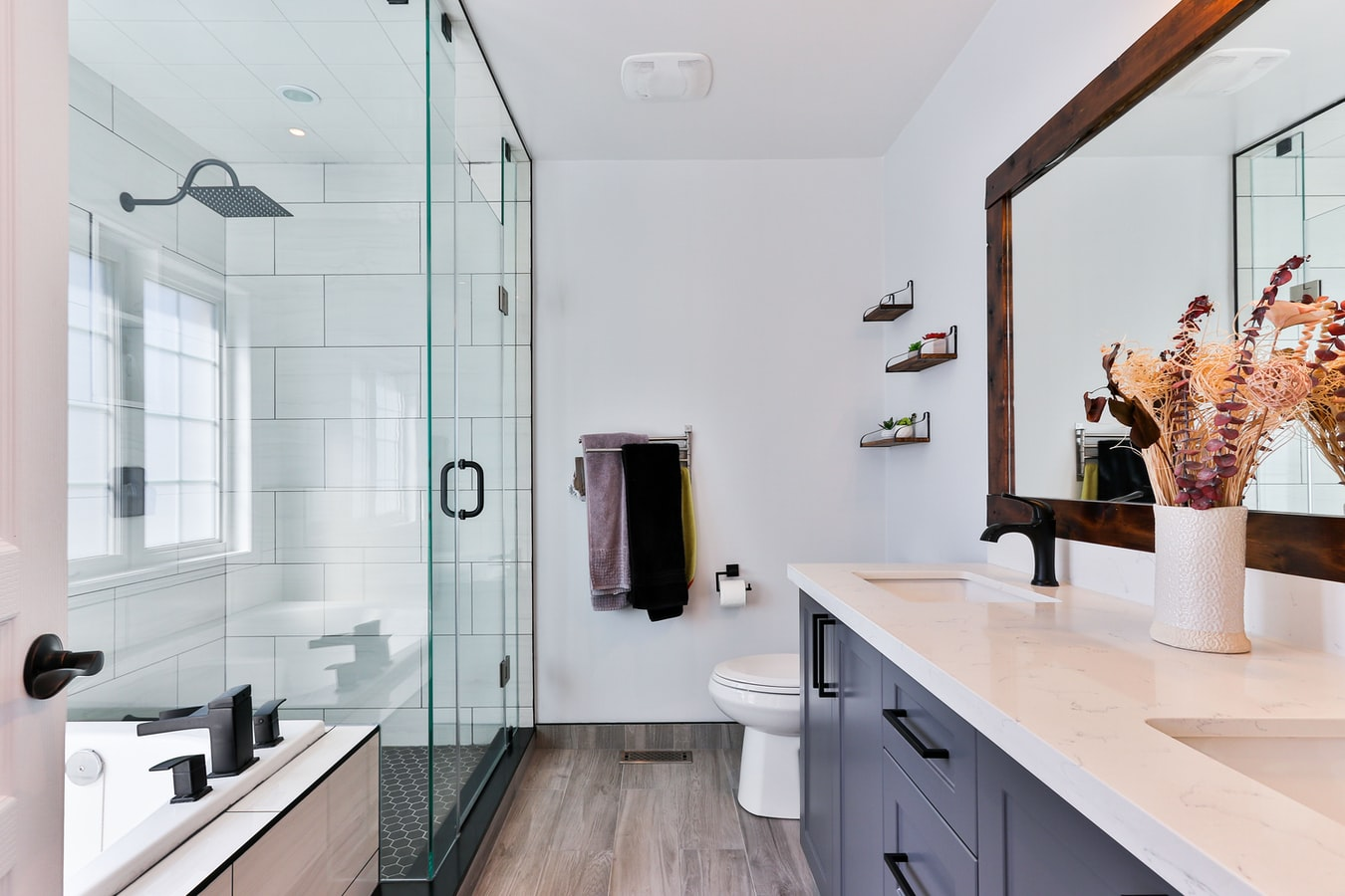 Top Trends To Watch Out For In UK Bathroom Design