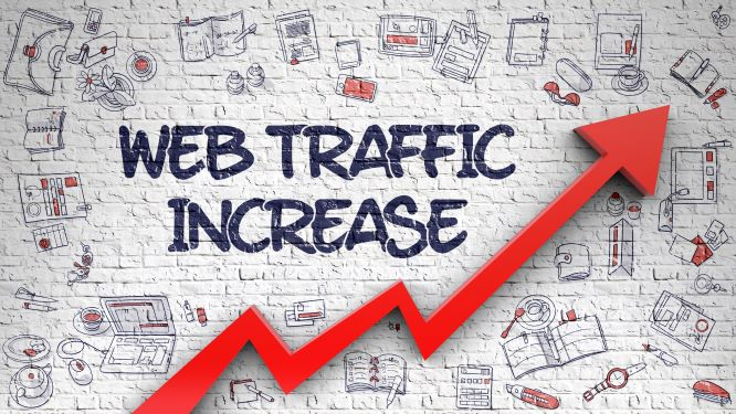 10 Ways To Gain Traffic To Your Website