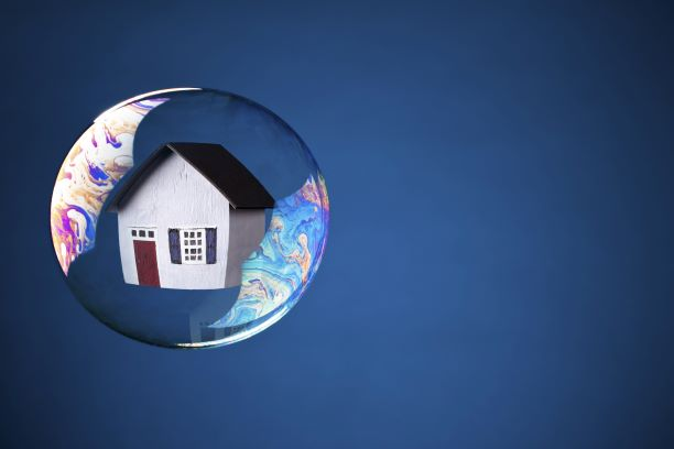 Is the COVID-19 house price bubble about to burst?
