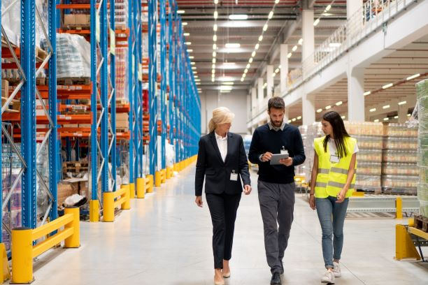 The Impact of COVID-19 on the Logistics Industry