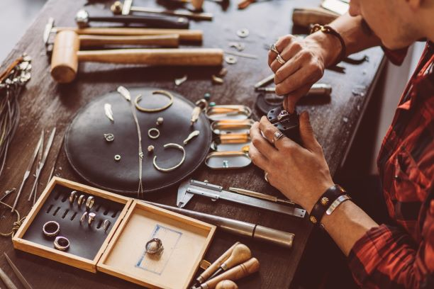 Turning your Jewellery hobby into a small business