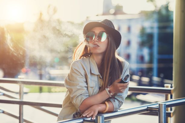 The Effect That Vaping Is Having On Smoking Rates In The UK